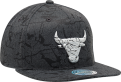 Mitchell & Ness NBA Chicago Bulls Marble 110 Snapback Cap