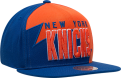 Mitchell & Ness NBA New York Knicks Shark Tooth Snapback kepurė