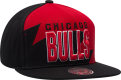Mitchell & Ness NBA Chicago Bulls Shark Tooth Snapback kepurė