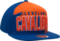 Mitchell & Ness NBA Cleveland Cavaliers Shark Tooth Snapback Cap