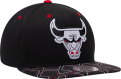 Mitchell & Ness NBA Chicago Bulls Adjustable Diamond Snapback kepurė