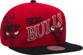 Mitchell & Ness NBA Chicago Bulls Side To Side Snapback kepurė