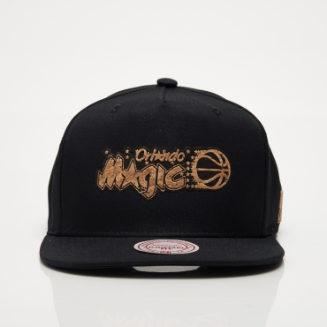Mitchell & Ness HWC Orlando Magic Cork Snapback kepurė