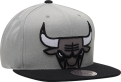 Mitchell & Ness NBA Chicago Bulls Cropped XL Snapback kepurė