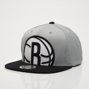 Mitchell &Ness NBA Brooklyn Nets Cropped XL Snapback kepurė