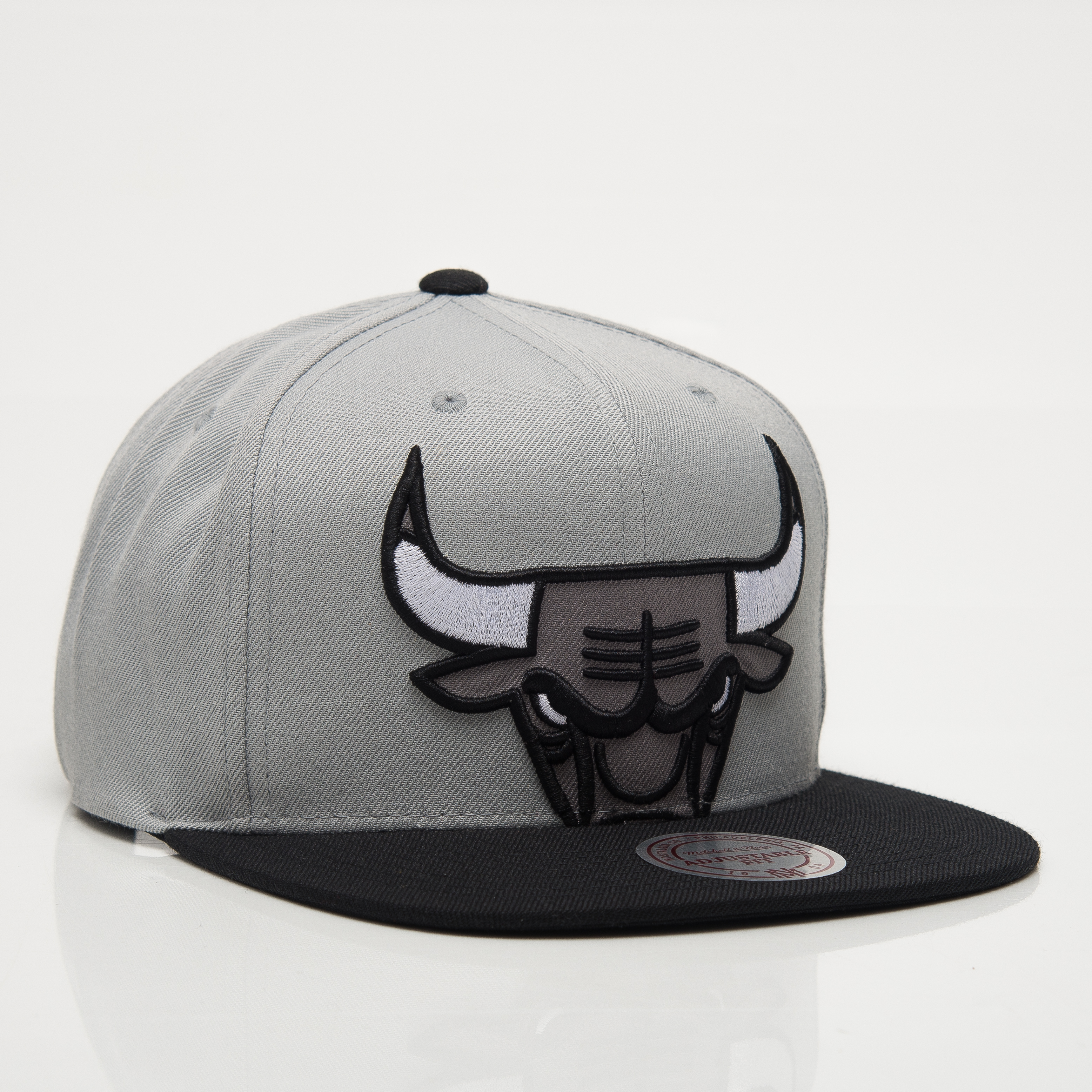 info for 5d3e4 ead0b Mitchell   Ness NBA Chicago Bulls Cropped XL Snapback Cap - NBA Shop  Chicago Bulls Merchandise - Superfanas.lt