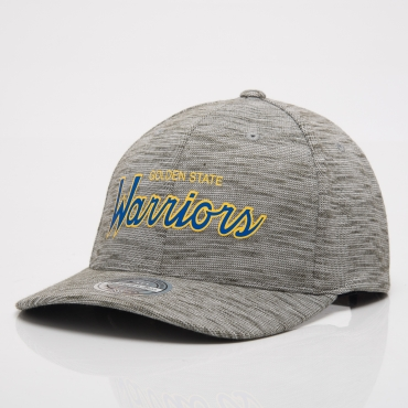 Mitchell & Ness NBA Golden State Warriors Slub Print 110 Snapback kepurė