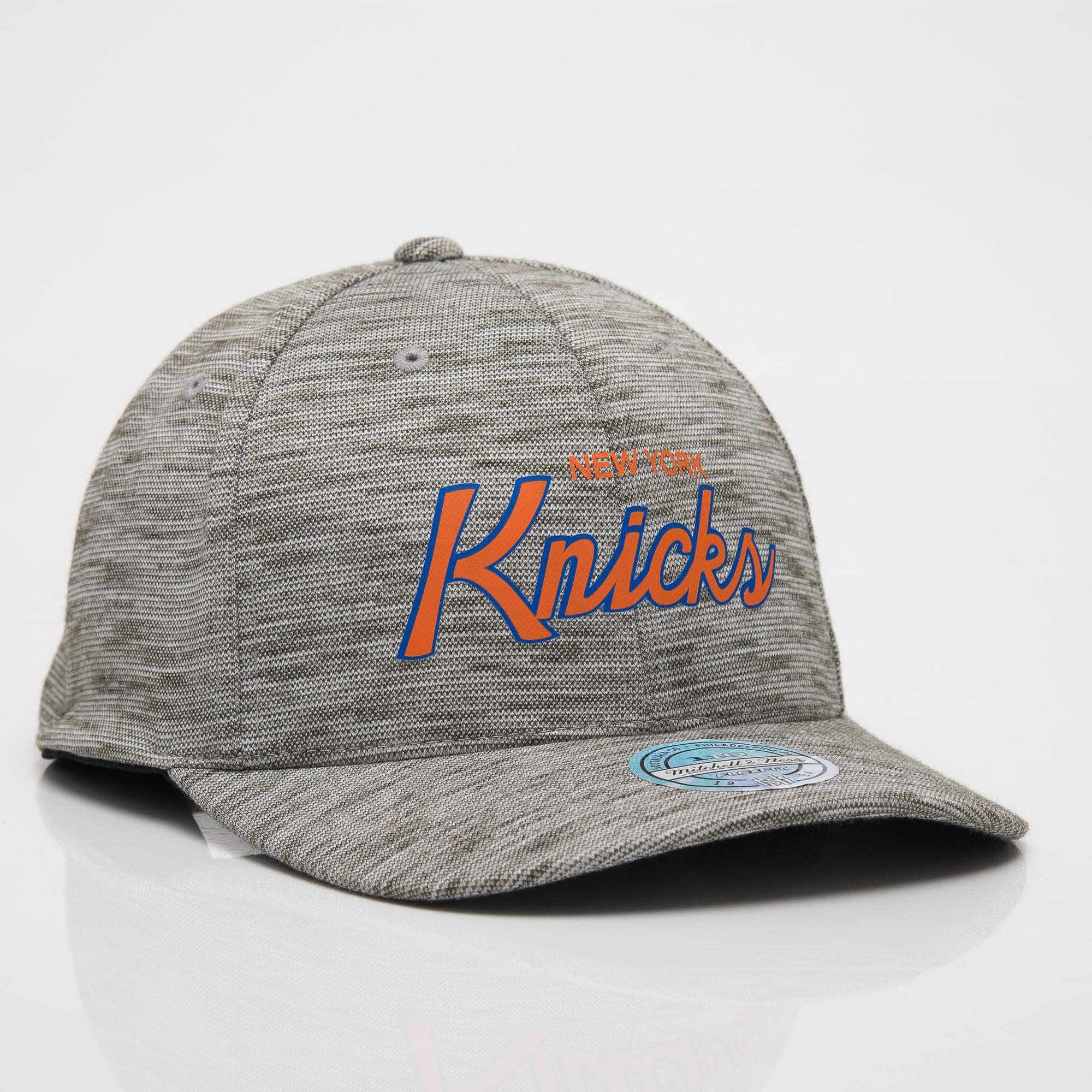 8741dd7cb0d Mitchell   Ness NBA New York Knicks Slub Print 110 Snapback Cap - NBA Shop  New York Knicks Merchandise - Superfanas.lt
