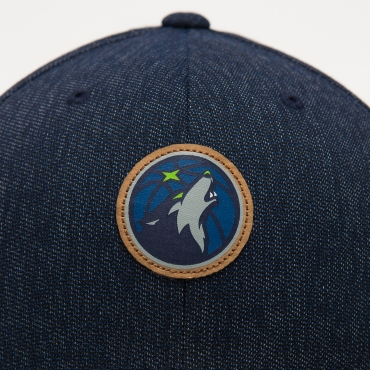 Mitchell & Ness NBA Minnesota Timberwolves Kraft 110 NBA Snapback kepurė