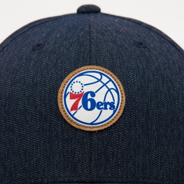 Mitchell & Ness NBA Philadelphia 76ers Kraft 110 NBA Snapback kepurė