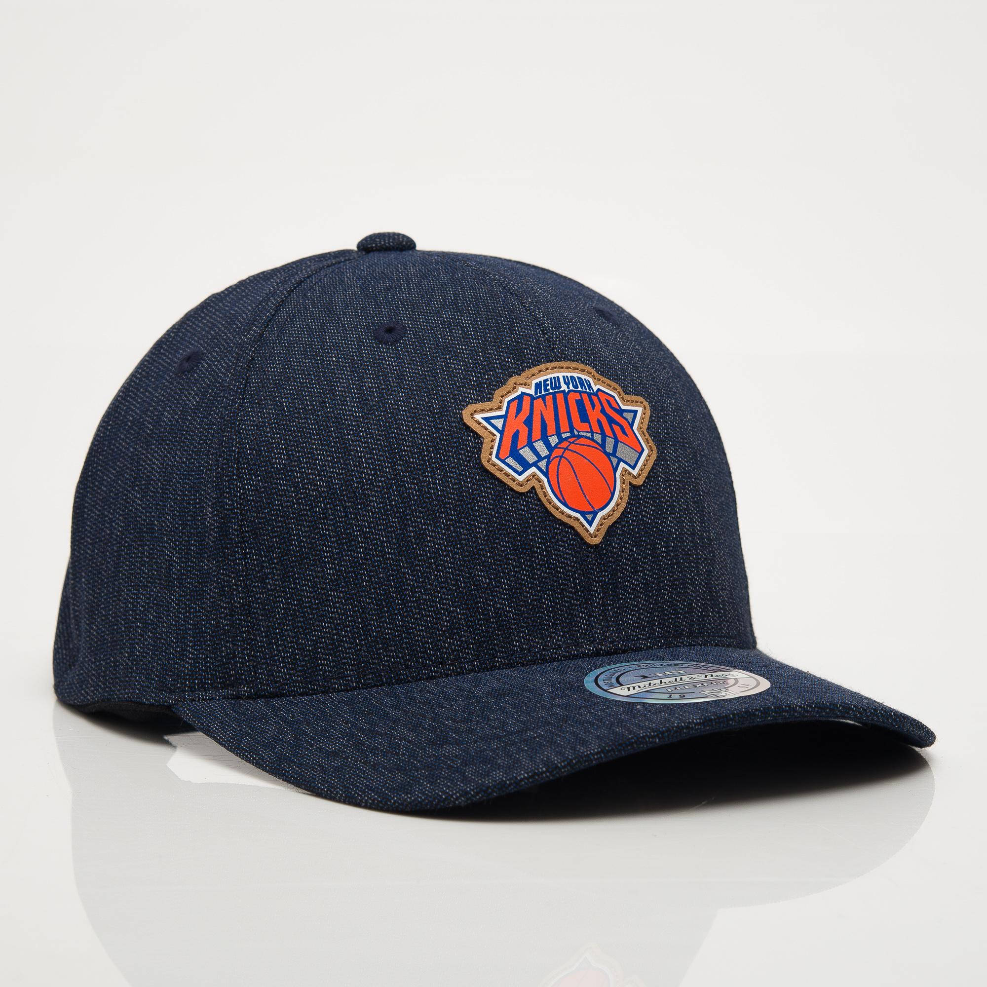09274e9cfd1 Mitchell   Ness NBA New York Knicks Kraft 110 NBA Snapback Cap - NBA Shop  New York Knicks Merchandise - Superfanas.lt
