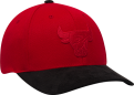 Mitchell & Ness NBA Chicago Bulls 3D Suede 110 Snapback cap