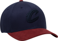 Mitchell & Ness NBA Cleveland Cavaliers 3D Suede 110 Snapback kepurė