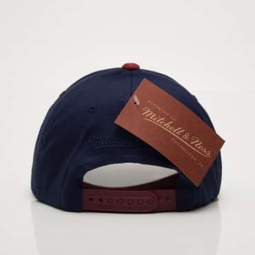 Mitchell & Ness NBA Cleveland Cavaliers 3D Suede 110 Snapback Cap