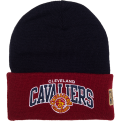 Mitchell & Ness HWC Cleveland Cavaliers Arch Logo Knit beanie