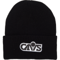 Mitchell & Ness HWC Cleveland Cavaliers Reflective Logo Knit Beanie