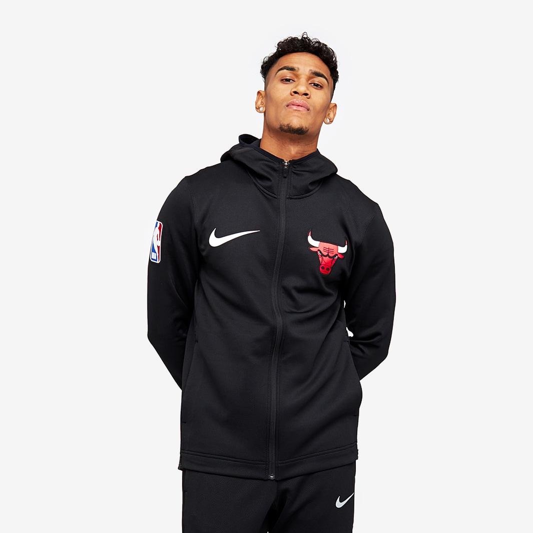 c1e2967cf73f1 Nike NBA Chicago Bulls Therma Flex Showtime Hoodie - NBA Shop Chicago Bulls  Merchandise - Superfanas.lt
