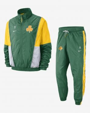 newest 345b9 a4ff7 Nike NBA Boston Celtics Tracksuit - NBA Shop Boston Celtics ...