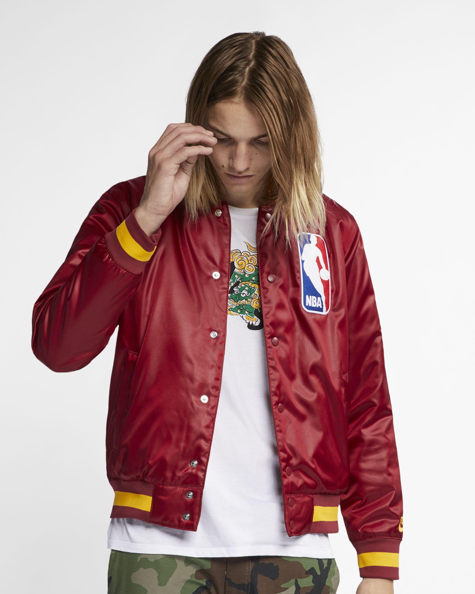 df2326097e4 Nike SB x NBA Bomber Jacket - NBA Shop Others NBA Clubs Merchandise -  Superfanas.lt