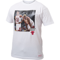 Mitchell & Ness Chicago Bulls Scottie Pippen & Dennis Rodman Real Player Print marškinėliai