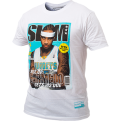 Mitchell & Ness NBA Slam Cover Carmelo Anthony Tee