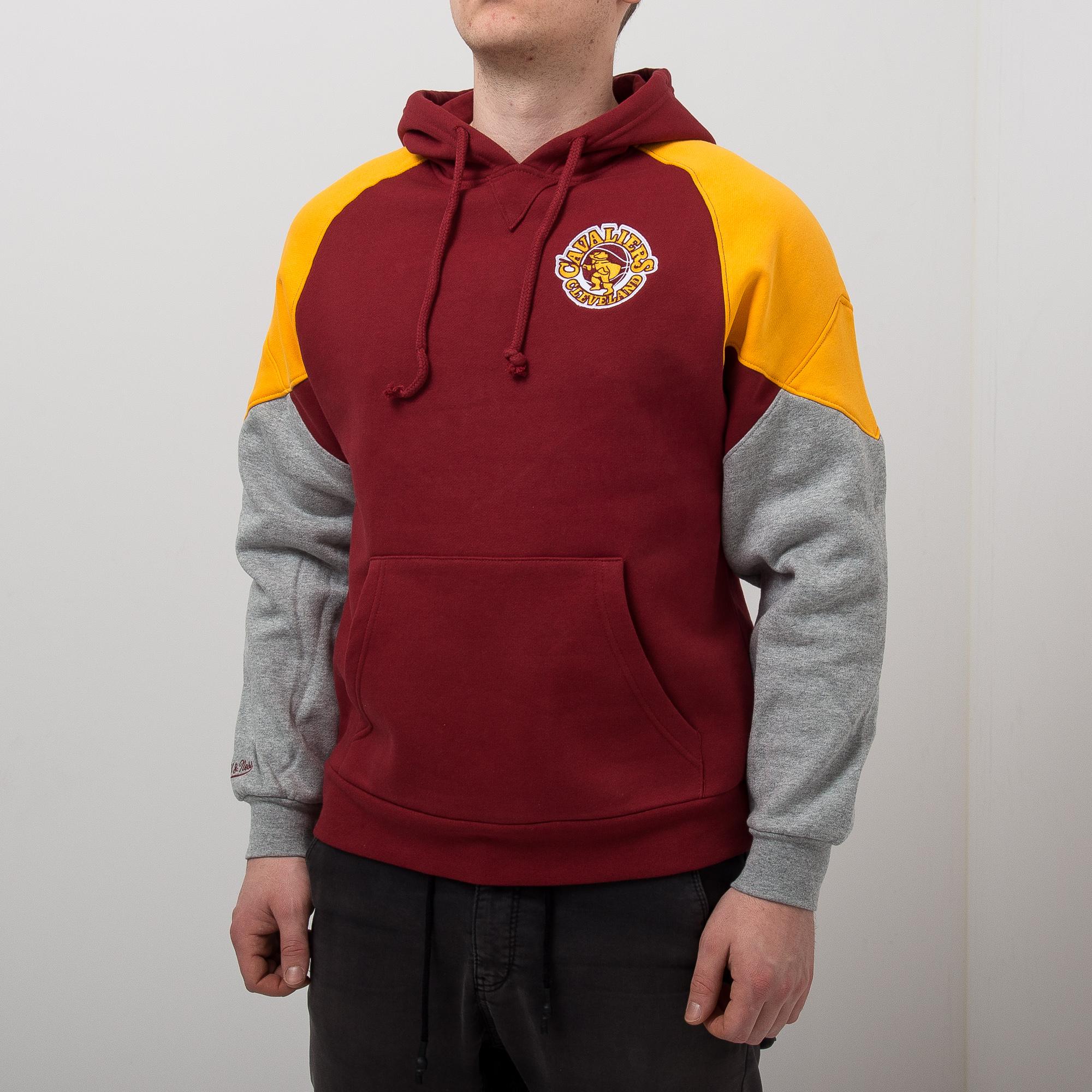 ece74fdce Mitchell & Ness NBA Cleveland Cavaliers Trading Block Hoodie - NBA Shop  Cleveland Cavaliers Merchandise - Superfanas.lt