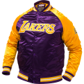 Mitchell & Ness NBA Los Angeles Lakers Tough Season Satin striukė