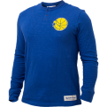 Mitchell & Ness NBA Golden State Warriors First Round Longsleeve
