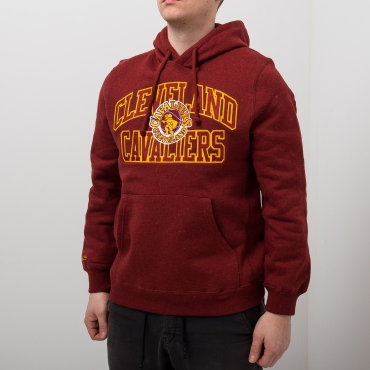 Mitchell & Ness NBA Cleveland Cavaliers Playoff Win Hoody