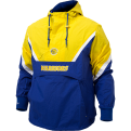 Mitchell & Ness NBA Golden State Warriors Half Zip Anorak Jacket