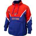 Mitchell & Ness NBA New York Knicks Half Zip Anorak plona striukė