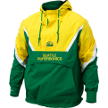 Mitchell & Ness NBA Seattle Supersonics Half Zip Anorak plona striukė