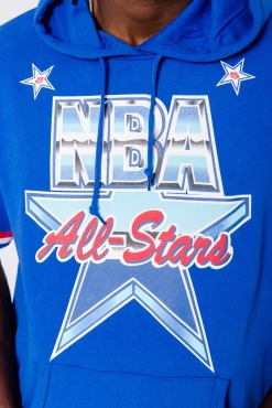 Mitchell & Ness NBA All-Star 1991 French Terry Short-Sleeve džemperis