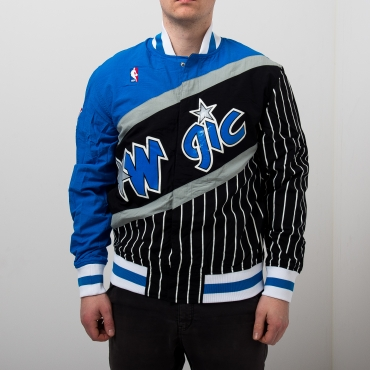 Mitchell & Ness NBA Orlando Magic Authentic Warm Up plona striukė