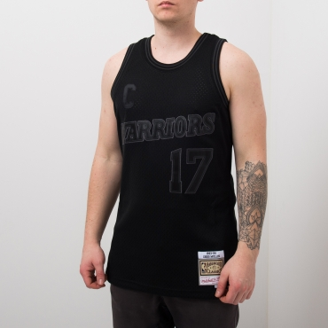 Mitchell & Ness NBA Golden State Warriors Chris Mullin 17 Swingman Jersey marškinėliai