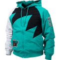 Mitchell & Ness NBA Vancouver Grizzlies Shark Tooth plona striukė