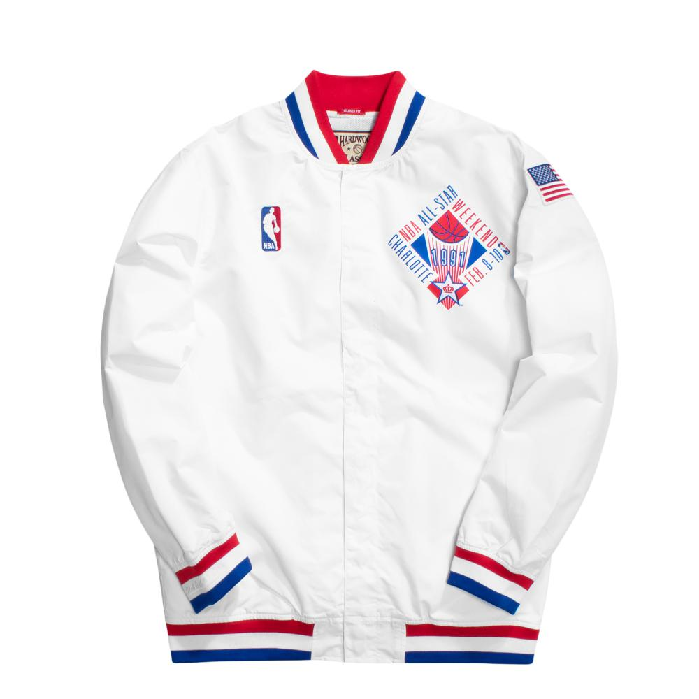Mitchell   Ness NBA All-Star East 1991 Warm Up Jacket - NBA Shop Others NBA  Clubs Merchandise - Superfanas.lt c96cca4ed