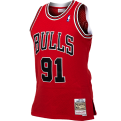 Mitchell & Ness NBA Chicago Bulls Dennis Rodman 1997-98 Road Swingman Jersey