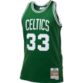 Mitchell & Ness NBA Boston Celtics Larry Bird 1985-86 Swingman marškinėliai