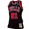 Mitchell & Ness NBA Chicago Bulls Dennis Rodman 1995-96 Alternate Swingman Jersey