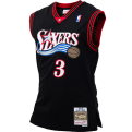 Mitchell & Ness NBA Philadelphia 76ers Allen Iverson 2000-01 Swingman Jersey (Size M and L)