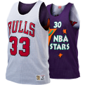 Mitchell & Ness NBA Chicago Bulls-All-Star 1995 Scottie Pippen Reversible Mesh Tank