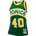 Mitchell & Ness NBA Seattle Supersonics Shawn Kemp 1994-95 Road Swingman marškinėliai