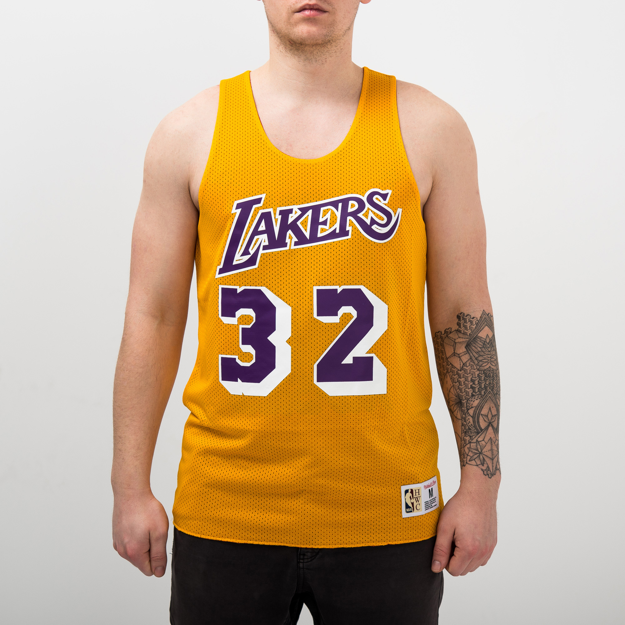newest f771a ff275 Mitchell & Ness NBA Los Angeles Lakers-All-Star 1991 Magic ...