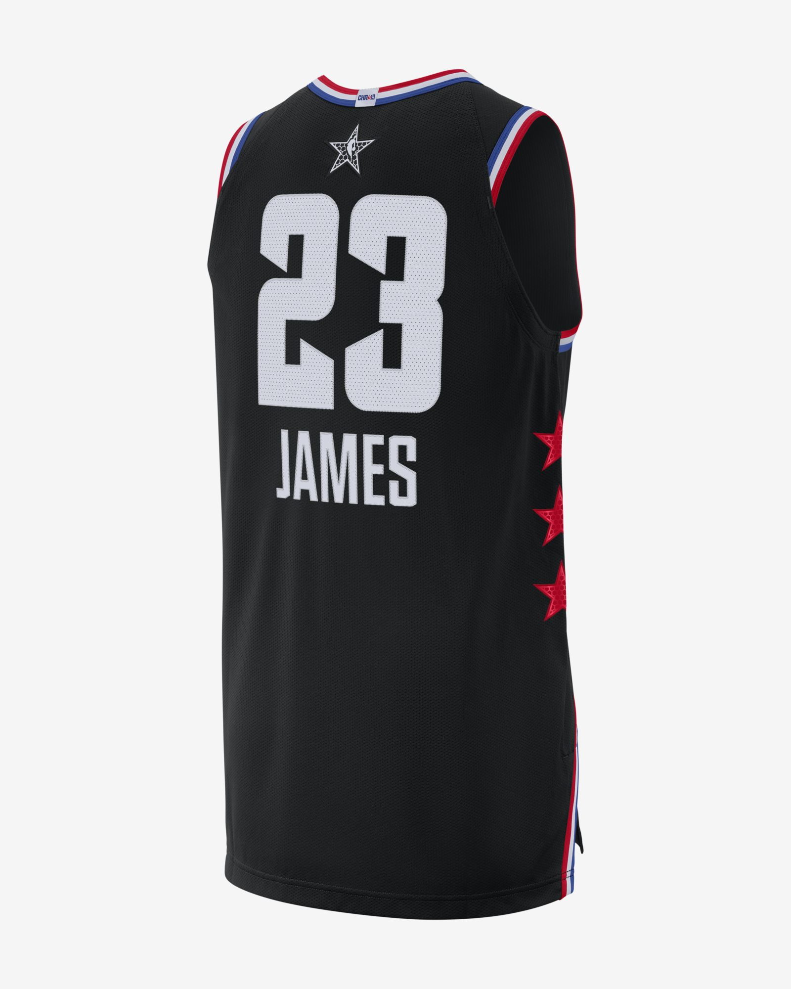 f6233802e380 Jordan NBA LeBron James All Star Edition Authentic Connected Jersey ...