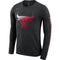 Nike NBA Chicago Bulls Dri-FIT Long-Sleeve T-Shirt