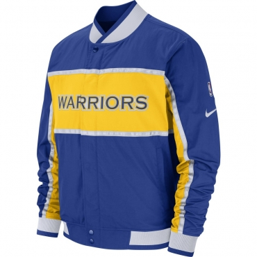Nike NBA Golden State Warriors Courtside Jacket