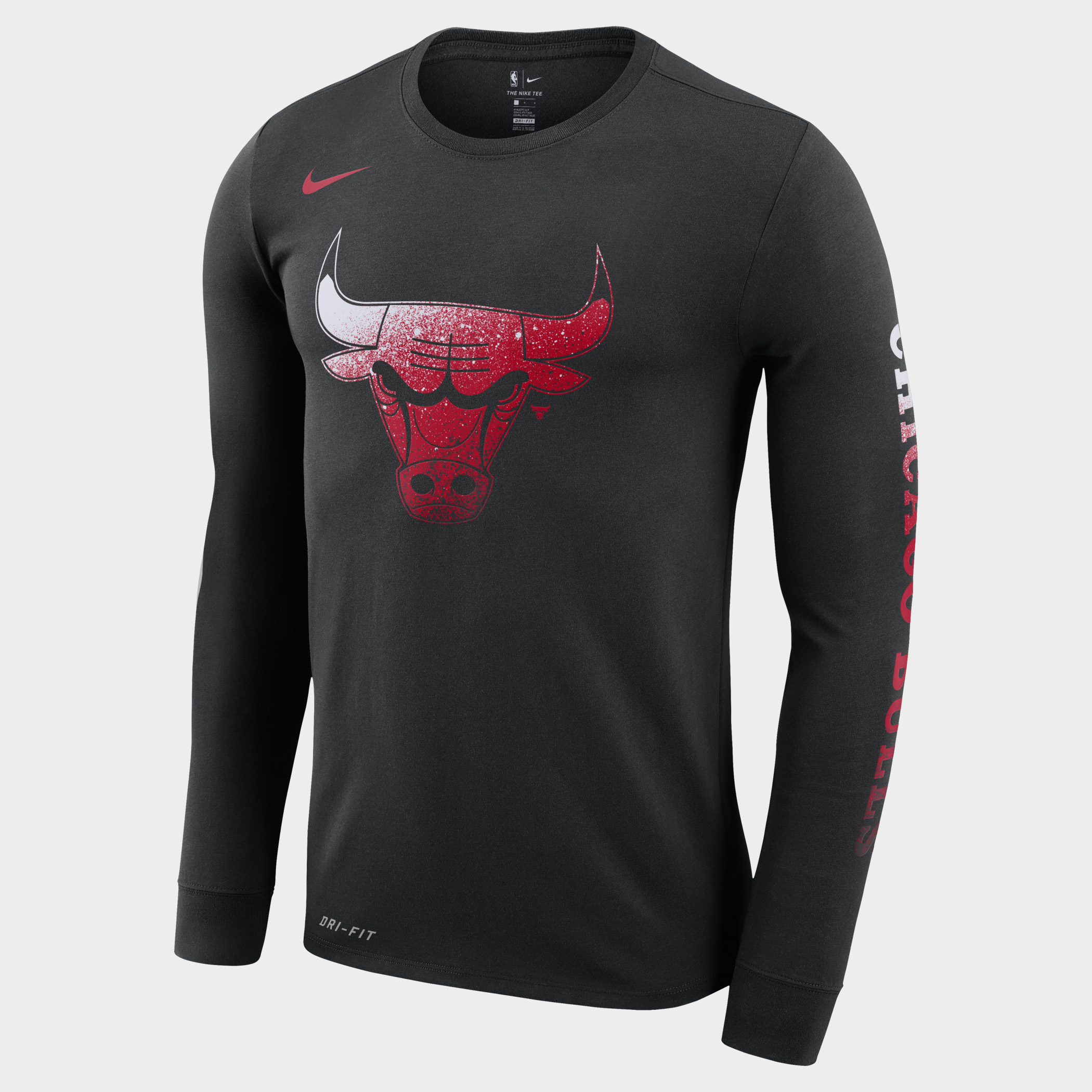 T shirt NBA Chicago Bulls Nike Uomo. Nike CH