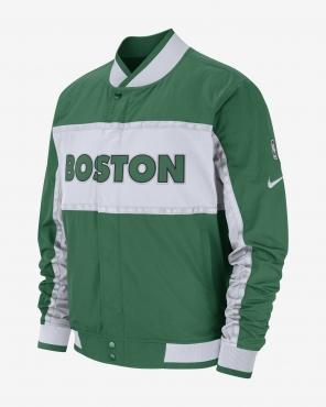 491d6ed5bd05 Nike NBA Boston Celtics Courtside Jacket - NBA Shop Boston Celtics ...