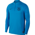 Nike FC Barcelona Dri-FIT Squad Drill Long Sleeve Soccer Top